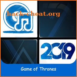 Game of Thrones Piano Tiles 2019 icon