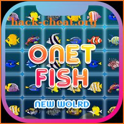 Game Onet Fish New Wolrd icon