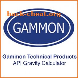 Gammon API Gravity Calculator icon