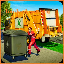 Garbage Truck - City Trash Cleaning Simulator icon