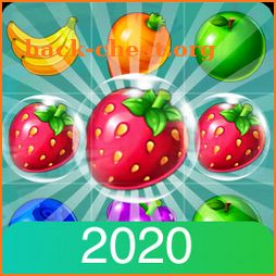 Garden Fruits - Match 3 Games icon