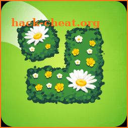 Garden Plan - Flower Planting Puzzle icon