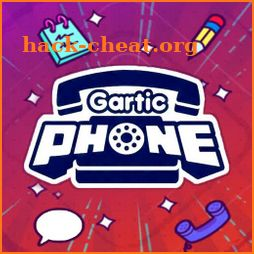 Gartic Phone - Draw and Guess Assist icon