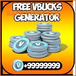 Get Free V Bucks - Vbucks 2K20 icon