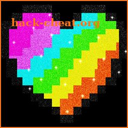 Glitter Pixel Art Color By Number Coloring Book Hacks Tips Hints And Cheats Hack Cheat Org