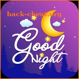 Good Night GIF Images Quotes icon