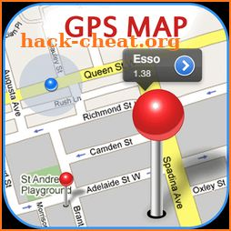 GPS Map Free icon