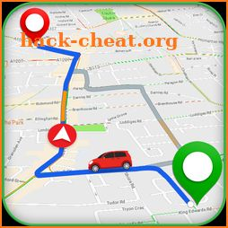GPS, Maps, Navigations & Route Finder icon