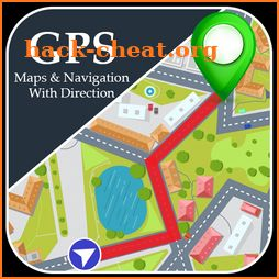 GPS Navigation & Direction on Maps : Route Finder icon