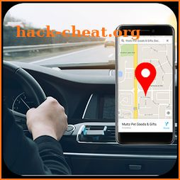 GPS Navigation & Voice Driving icon
