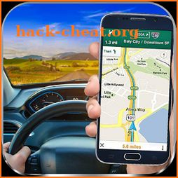 GPS Navigation, Maps, Directions, Route Finder icon