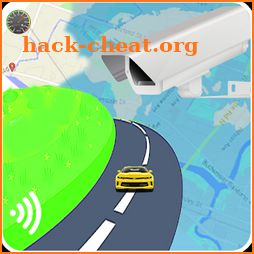 GPS Speed Camera Radar & Speedometer, Detector icon