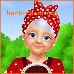 Grandma Dress Up icon