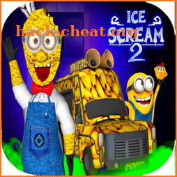 Granny Rod ice Banana scream neighbor scary MOD icon