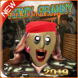 Granny Scary ARMY Mod 2019: WARRIOR Horror Games icon