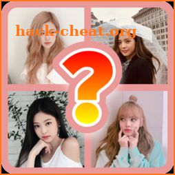 GUESS BLACKPINK MEMBER GAME icon