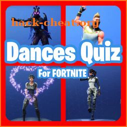 Guess: Dances Quiz Fortnite Battle royale icon