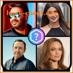 Guess the actors: Hollywood & Bollywood icon