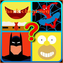 Guess the Cartoon - Animated Movies Quiz icon