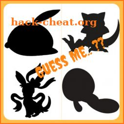 Guess The Pokemon Shadow Quiz icon