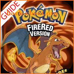 Guide for Pokemon Fire Red Version GBA icon