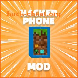 Hacker Phone Mod for Minecraft PE icon