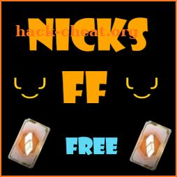 Hacker's Nicks for Free Fires icon