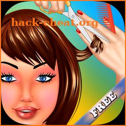 Hair Salon for Girls free game icon