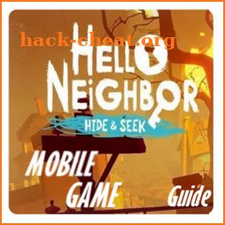 HALLO NEIGHBOR MOBILE _ Hide and Seek guide icon