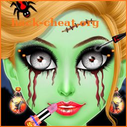 Halloween Girl Costume Party icon