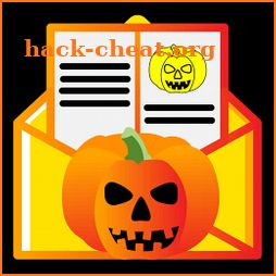 Halloween Party Invitation Card Maker icon