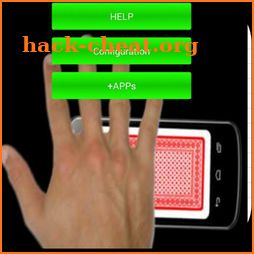 Hand Graphics Magic Tricks With Card Easy Player icon