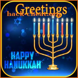 Hanukkah Greetings icon