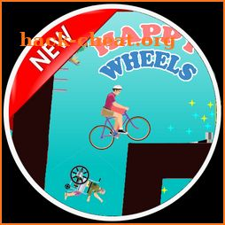 Happy Bloody Wheels World icon