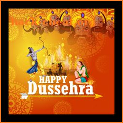 Happy Dussehra Greetings icon