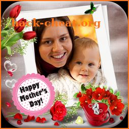 Happy Mother's Day Photo Maker icon