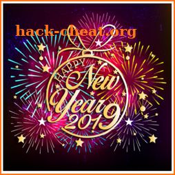 happy new year 2019 wallpapers & images icon