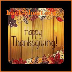 Happy Thanksgiving Greetings Wishes icon