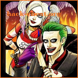 Harley Quinn and joker Wallpapers HD icon