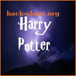 Harry potter free books and quiz icon