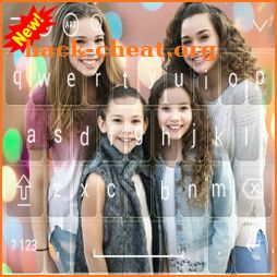 Haschak Sisters keyboard icon