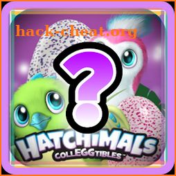 Hatchimals CollEGGtibles - Character Quiz icon