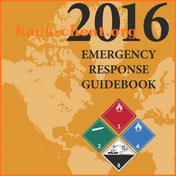 HazMat Reference and Emergency Guide ERG 2016 icon
