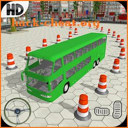 HD Bus Parking Games icon