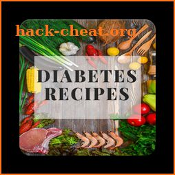 Healthy Eat: Diabetic recipes and diet icon