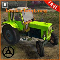 Heavy Tractor Driving Simulator 3d Truck icon