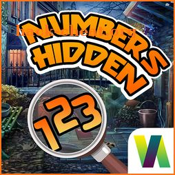 Hidden Numbers 3 : Hidden Objects Game 100 levels icon