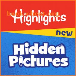 Hidden Pictures Puzzle Play - Family Spot-it Fun! icon