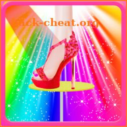High Heels Designer Shoe icon
