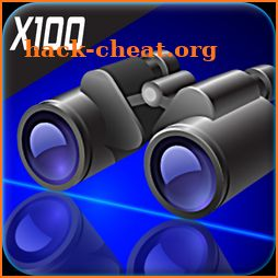 High Zoom Binoculars HD Camera(Photos & Video) icon